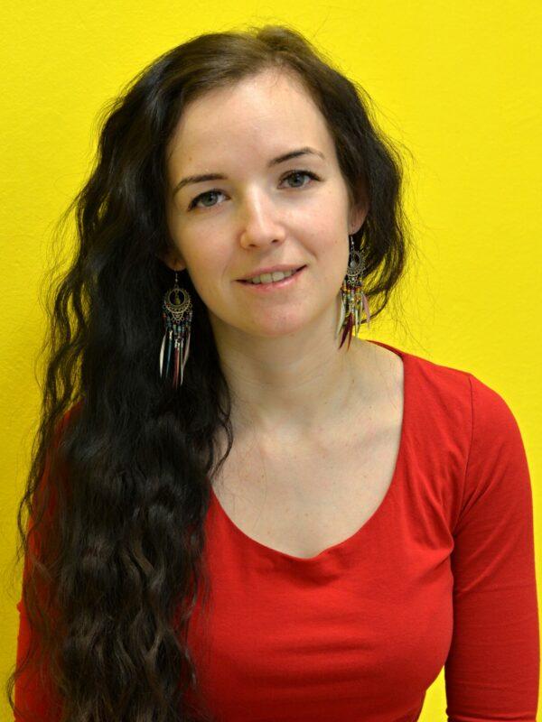 Denisa Polachová - zástupkyně ředitelky, učitelka na třídě Slůňata