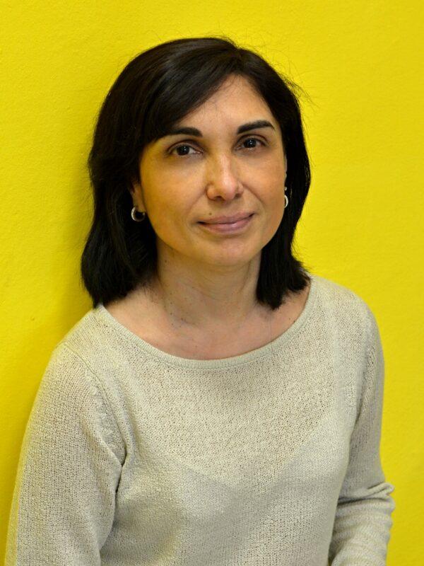Iveta Jarochová - asistentka pedagoga na třídě Lvíčata