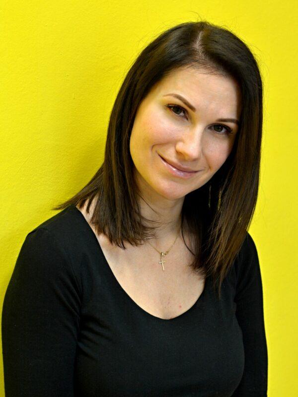 Jana Krömer - učitelka na třídě Slůňata
