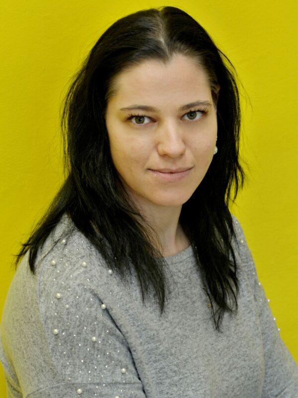 Ludmila Heiduczková - asistentka pedagoga na třídě Lvíčata